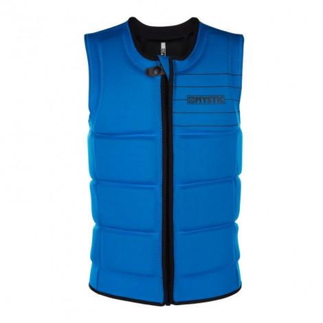 Mystic Brand Impact Vest Frontzip Blue 2019
