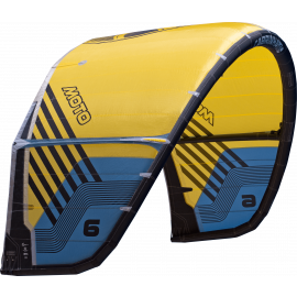 Cabrinha Moto 2020 Kite Only Yellow