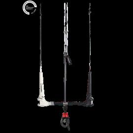 Cabrinha Overdrive 1x with trimlite kitebar 2018 Quickloop