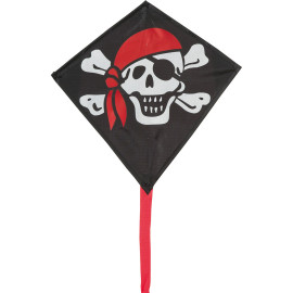 HQ Mini Eddy Jolly Roger kindervlieger