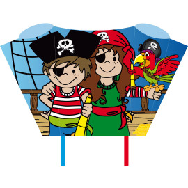 HQ Pirate Sleddy  Jimmy  Jenny