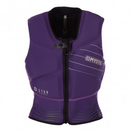 Mystic Star Impact Vest Purple 2019