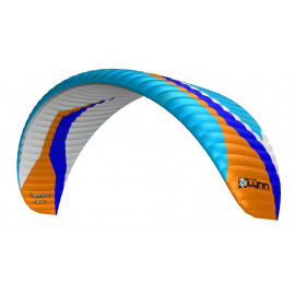Peter Lynn Vapor II Aqua / Orange / Blue (Kite Only)