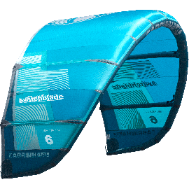 Cabrinha Switchblade 2019 Kite Only Blue